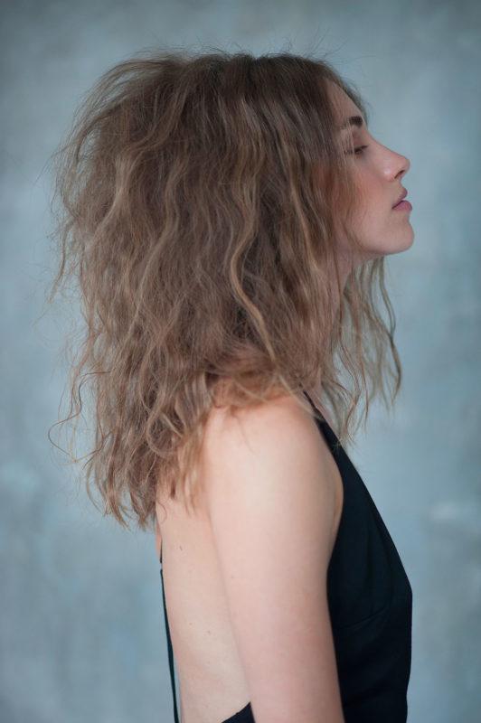 Elle - editorial beauté coiffure, Prague