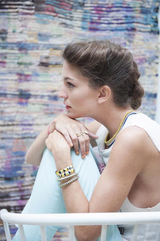 Collection de bijoux Medecine douce, campagne été 2014