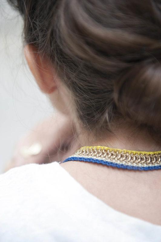Collection été 2014 de la créatrice de bijoux Medecine douce