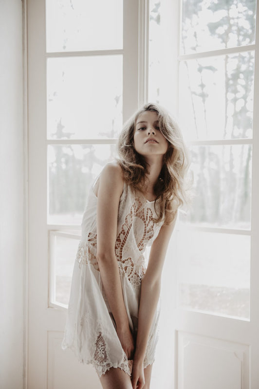 editorial mode Elle tchèque Prague avec Sabina Smutna, inspiration boho