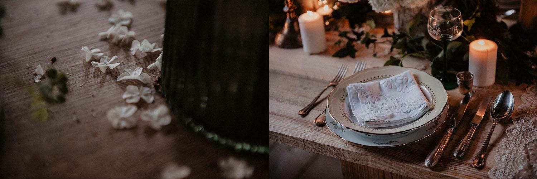 décor rustique mariage folk