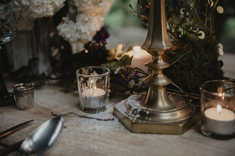 Mariage dans les bois, Coco Barn Wood Lodge
