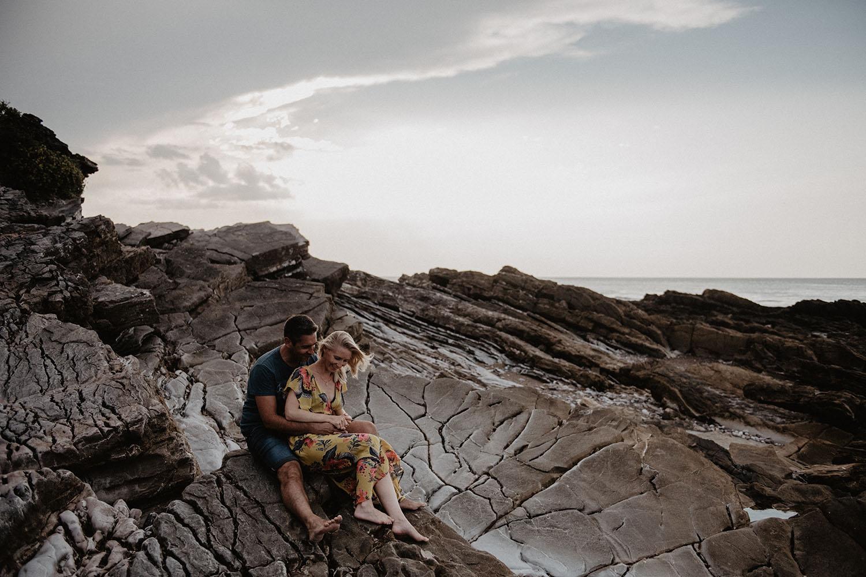 Photographe séance de couple à Pau et Biarritz