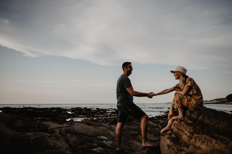 inspiration mariage folk au pays basque