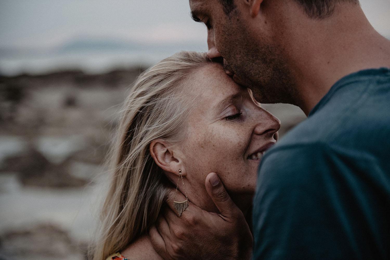 séance photo de couple folk