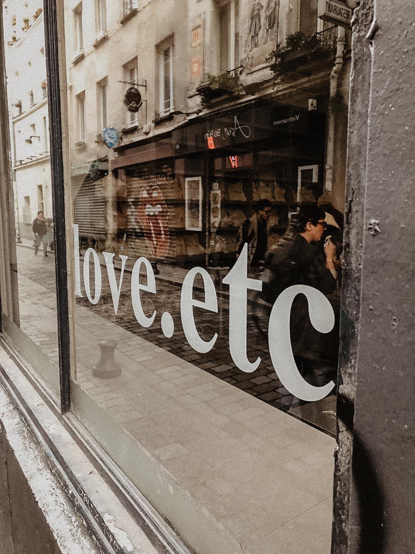 Festival de mariage Love.etc Paris 2019