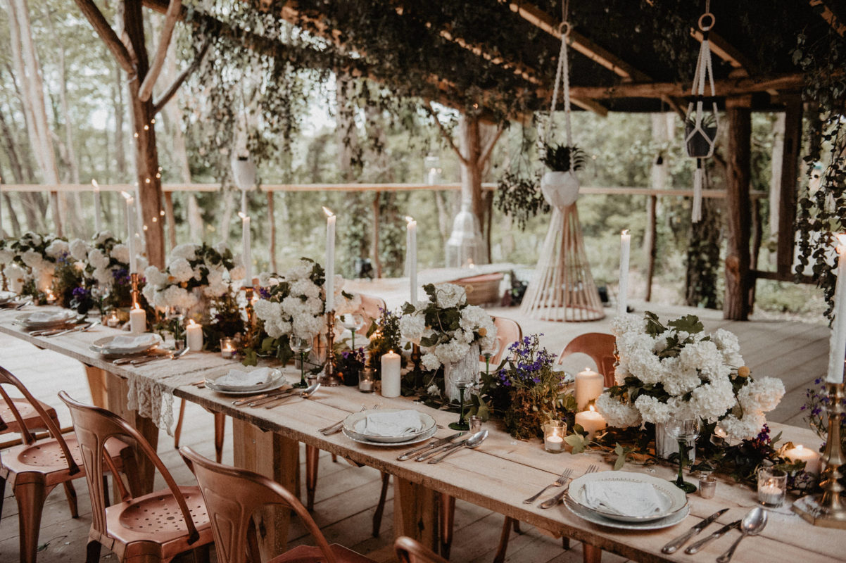 Coco Barn domaine cool mariage Landes