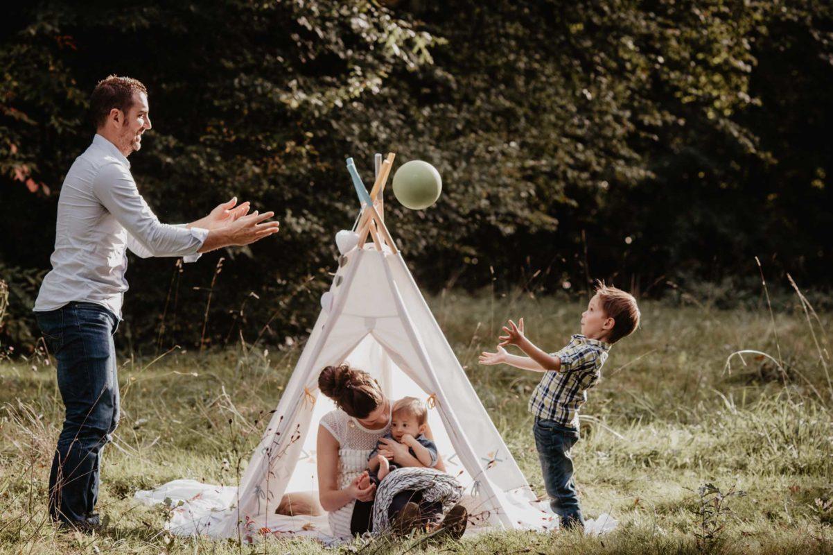 photographe famille seance lifestyle pau landes pau tarbes nay jeux