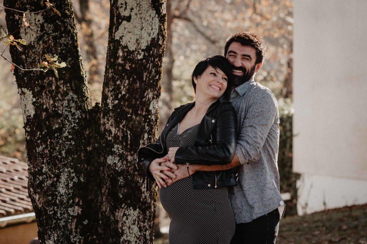 photographe mariage pau pays basque landes seance grossesse maternité inspiration photo couple