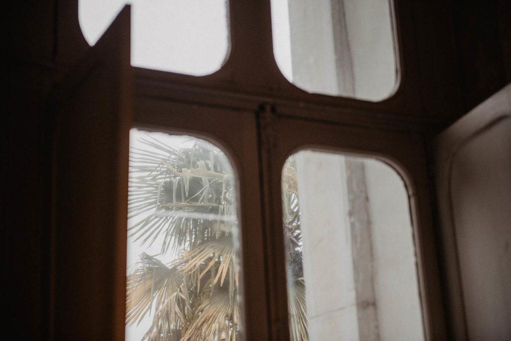 Détail, mariage sous la pluie au Domaine de Lucain, 64