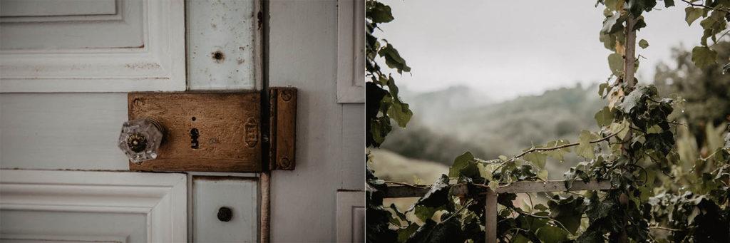 Détails insolites, Cérémonie laïque dans une Salle de réception atypique, verrière ancienne, mariage sous la pluie, Domaine de Lucain, 64, Pau, Aquitaine