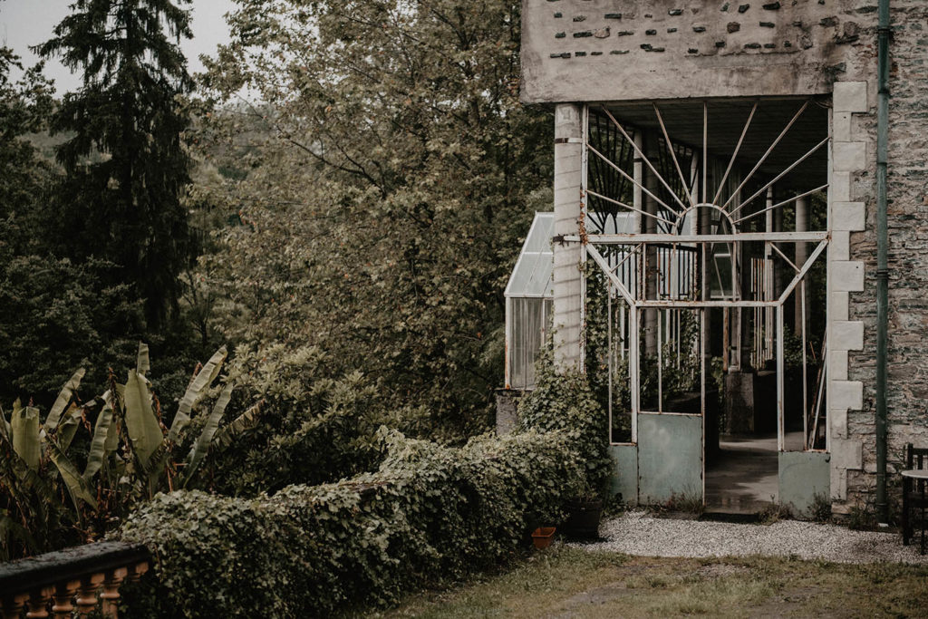 Lieu atypique pour un mariage dans les Pyrénées Atlantiques