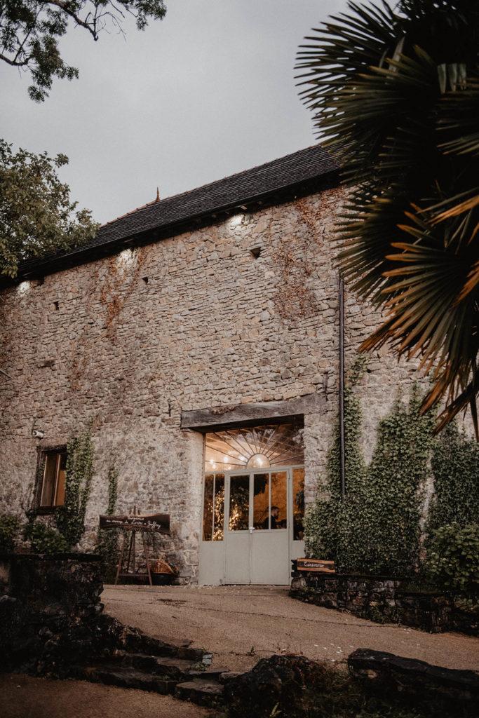 Domaine de Lucain, salle de réception