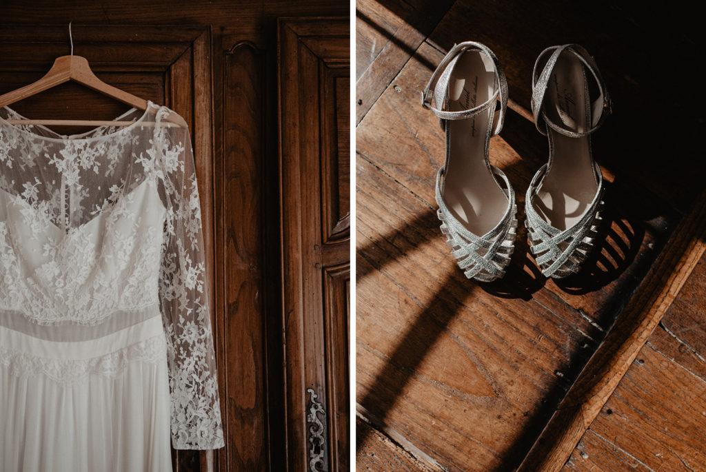Anniel chaussures mariée