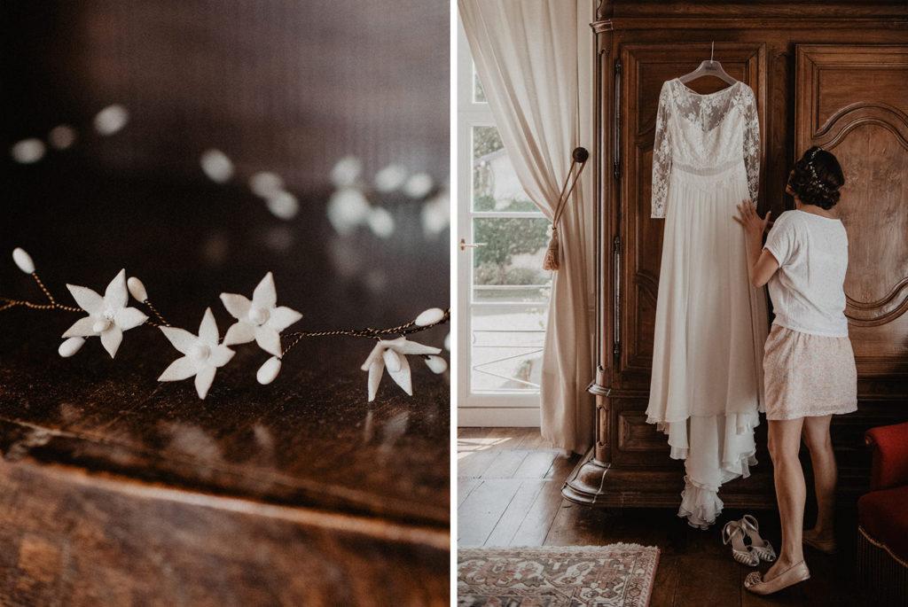 chateau Monbet photographe mariage