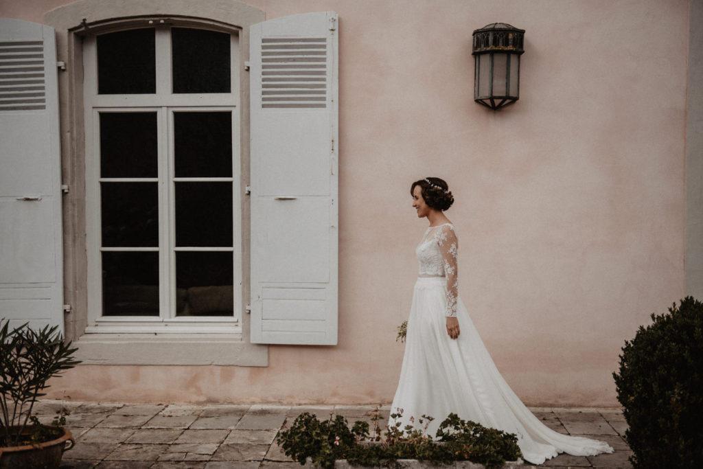 chateau Monbet mariée
