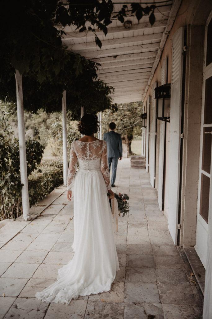 mariage chateau de Monbet découverte