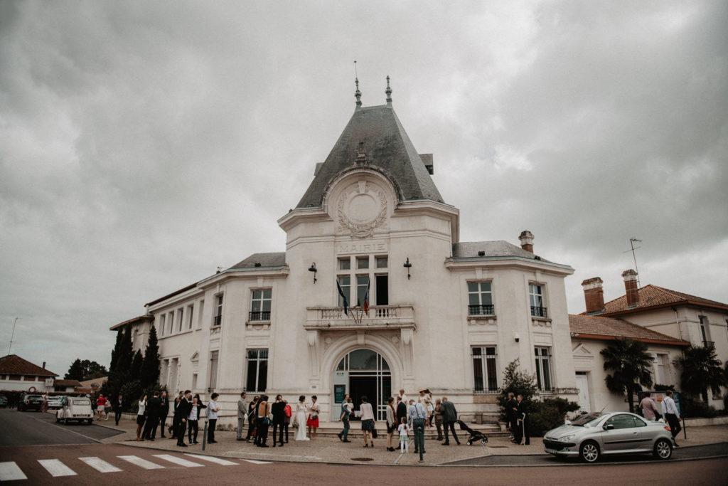 mairie Seignosse mariage