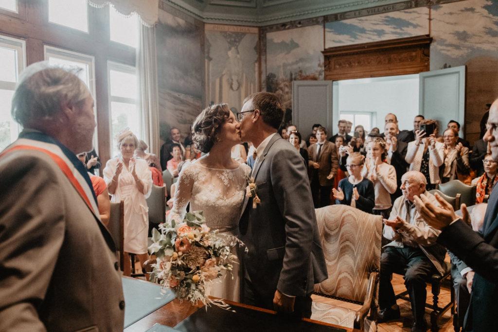 mariage cérémonie mairie Seignosse