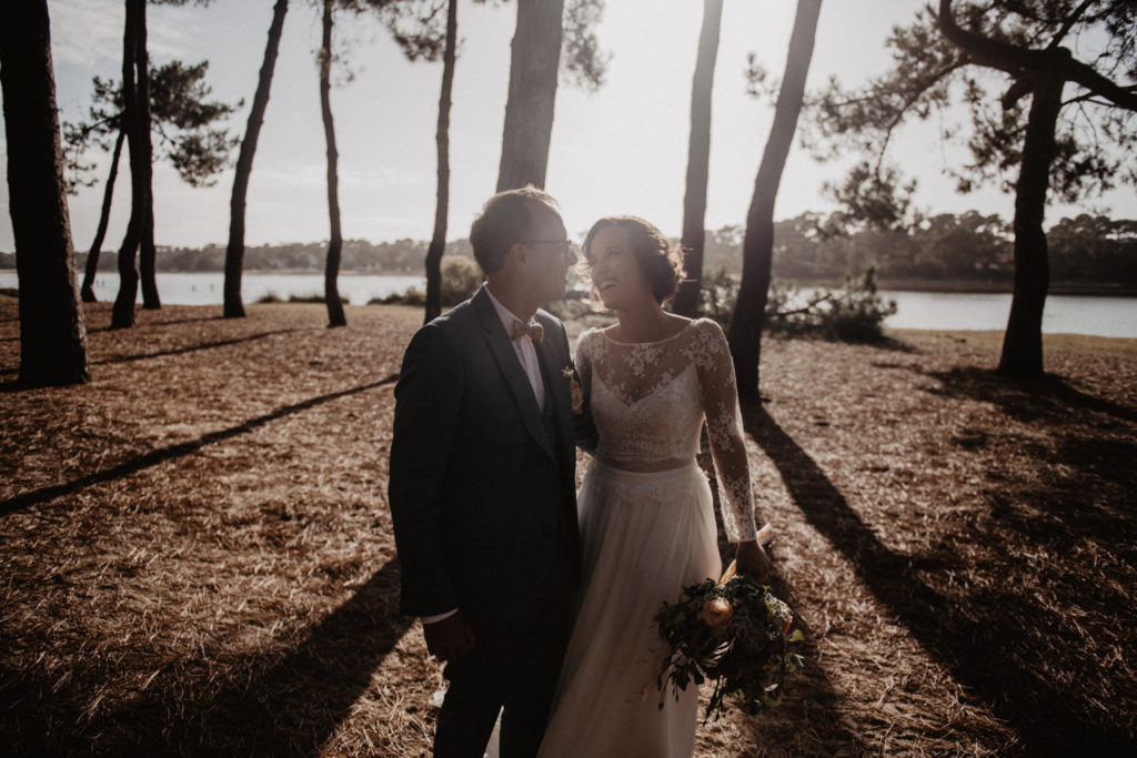mariage Hossegor Seignosse