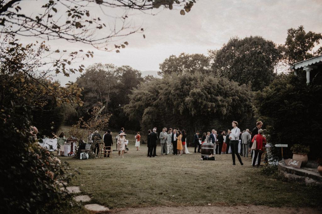 mariage chateau Monbet Landes
