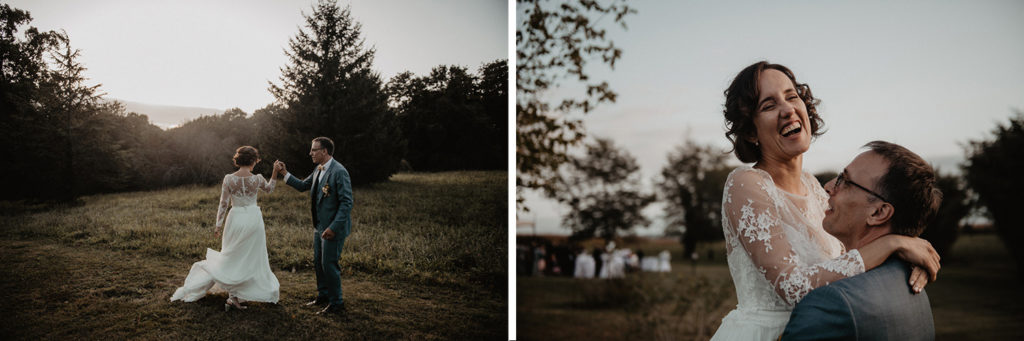 mariage seance photo chateau Monbet