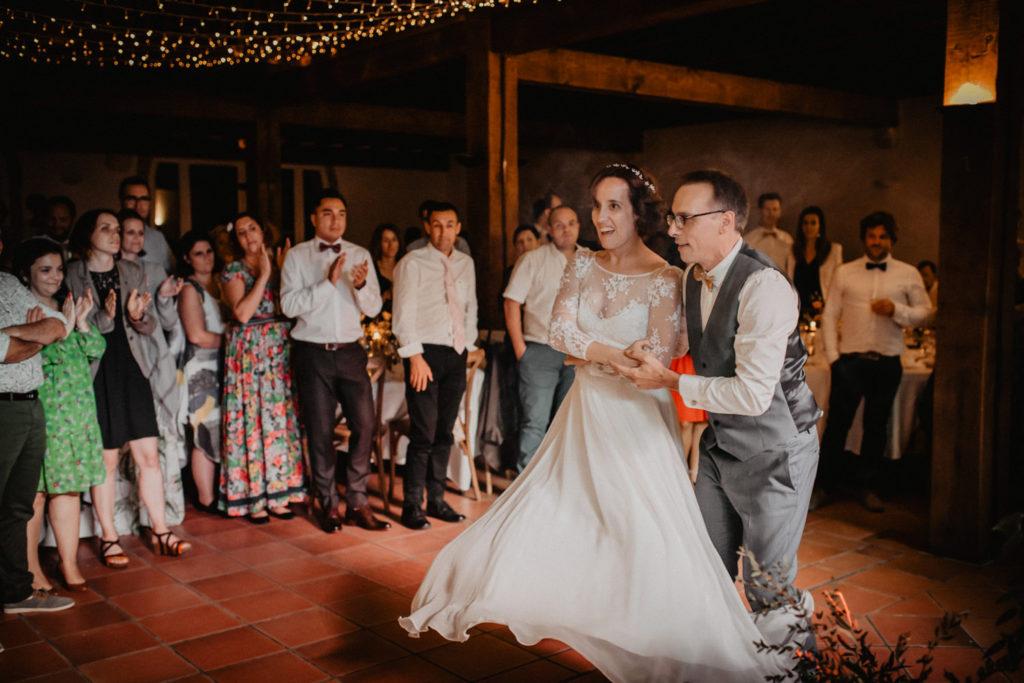 mariage château Monbet soirée