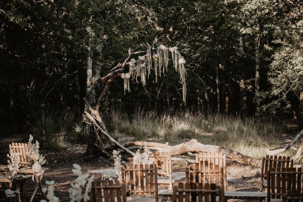 domaine Petiosse photographe mariage Landes
