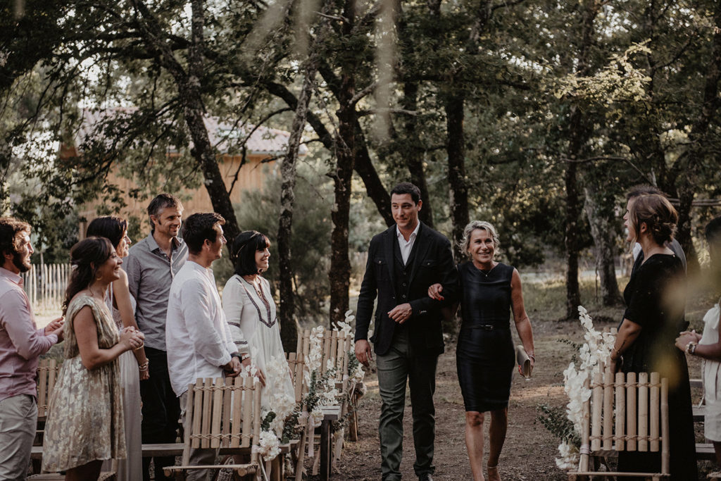 domaine Petiosse photographe mariage ceremonie laïque