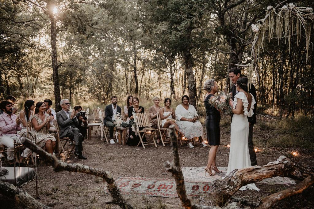 domaine Petiosse photo mariage ceremonie laïque