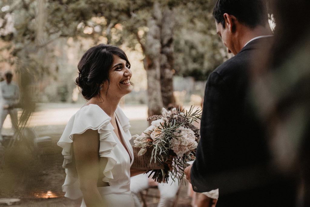 domaine Petiosse photo mariage ceremonie