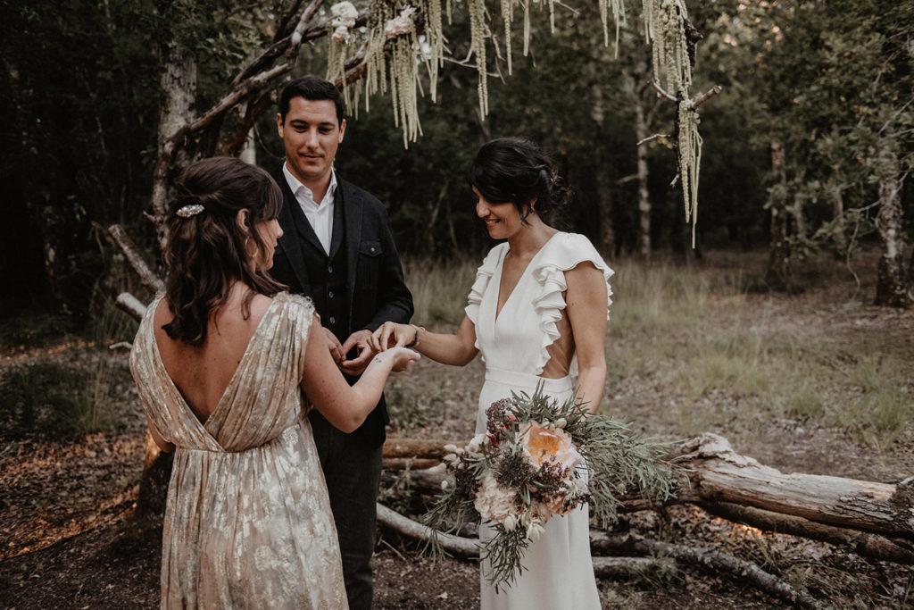 domaine Petiosse mariage