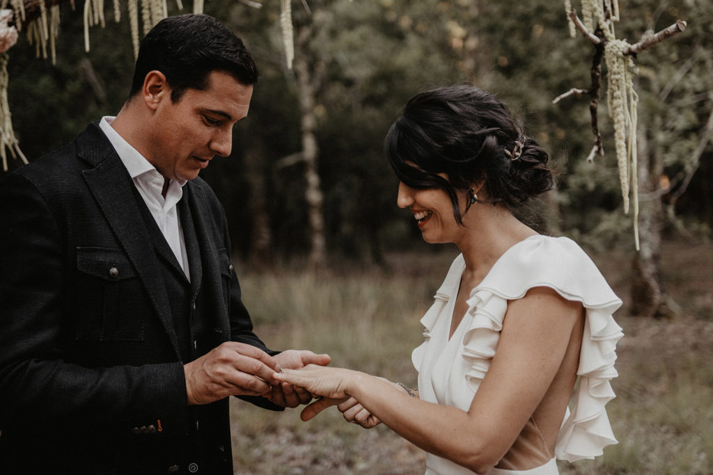 mariage domaine Petiosse