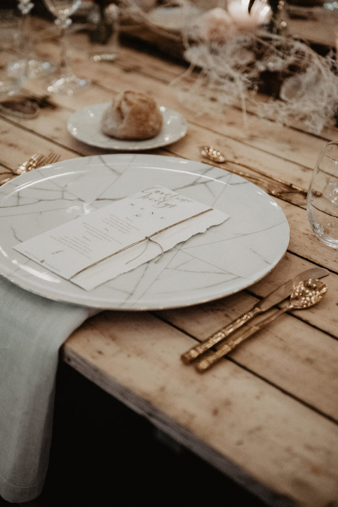inspiration deco table mariage
