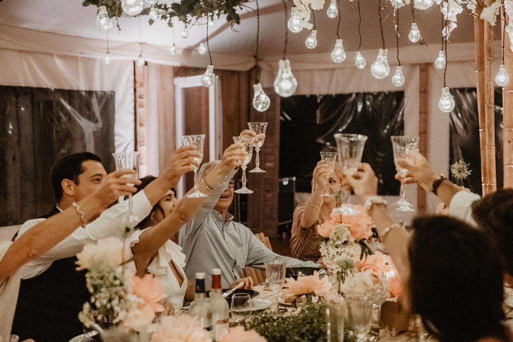 photo ambiance soiree mariage Petiosse