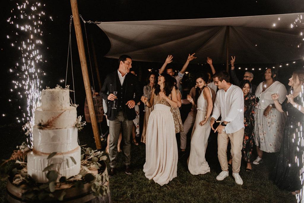 mariage domaine Petiosse photographe