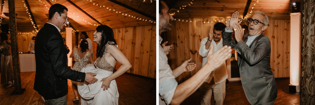 soirée mariage domaine Petiosse photo danse